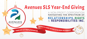 Avenues SLS 2019 Year-End Giving